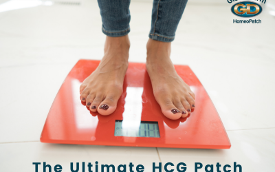 The Ultimate HCG Patch, targeting stubborn body fat!