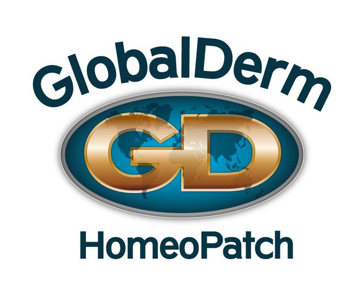 GlobalDerm Homeopatch